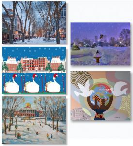 Boston Pine Street Inn Holiday Cards - Fight Homelessness