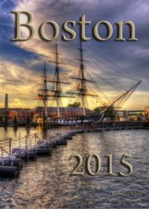 Boston 2015 Calendar On Sale Now